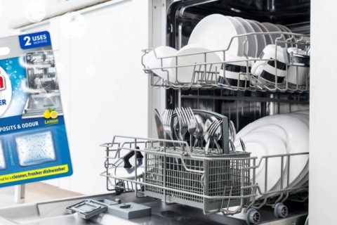 4 Steps to a Cleaner and Fresher Dishwasher