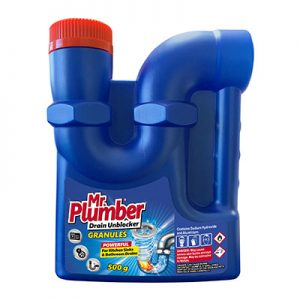 Mr. Plumber Drain Unblocker Granules 500g
