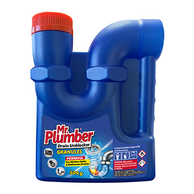 Mr. Plumber Drain Unblocker Granules 500g