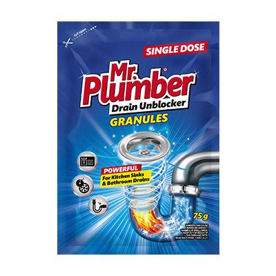 Mr Plumber Drain Unblocker 75g