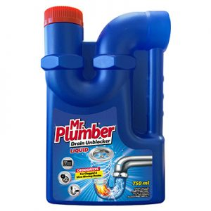 Mr. Plumber Drain Unblocker Liquid 750ml